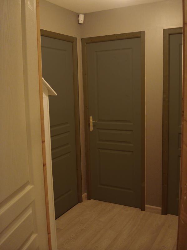 De quelle couleur peindre ses portes interieures