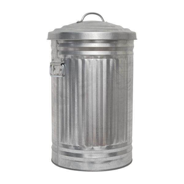 Habitat poubelle