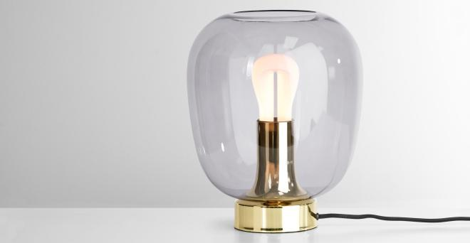 Lampe made com