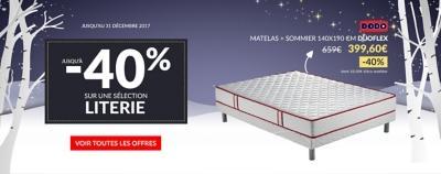 Magasins but : achat meubles (canapé, lit, matelas ...