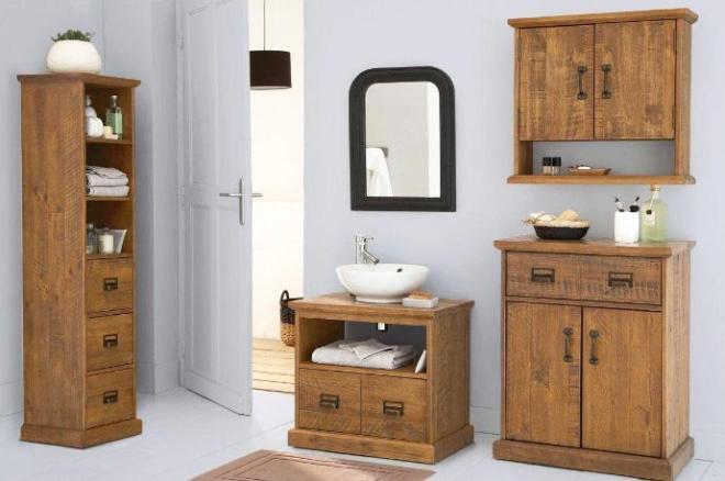 Meubles salle de bain la redoute