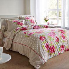 Parure de lit blancheporte
