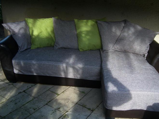 Refaire un canapé