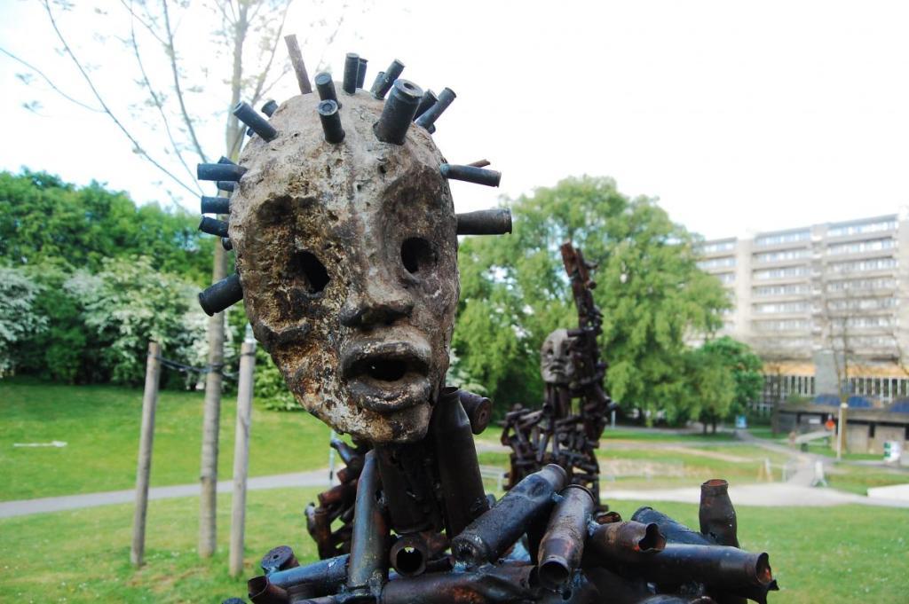 Freddy Tsimba : « Je prépare une grande exposition à Tervuren en 2021 » 5