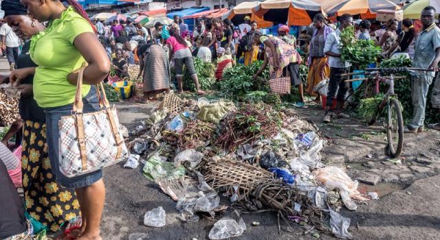 Déconfinement de Gombe sans le Grand marché 2