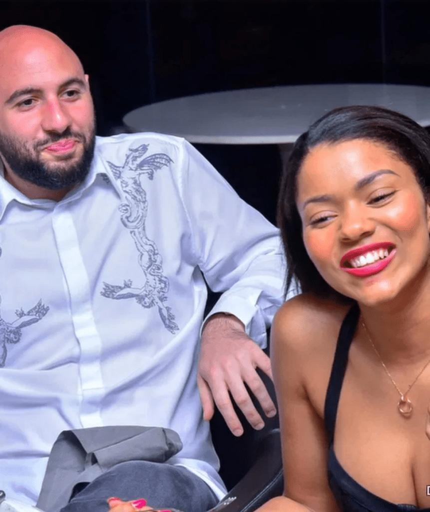 Sonya Pembe plus amoureuse que jamais de l'homme d'affaires libanais Abed Achour 7