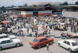 Grand marché de Kinshasa ou Zando ya monene 2
