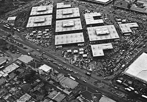 Grand marché de Kinshasa ou Zando ya monene 1