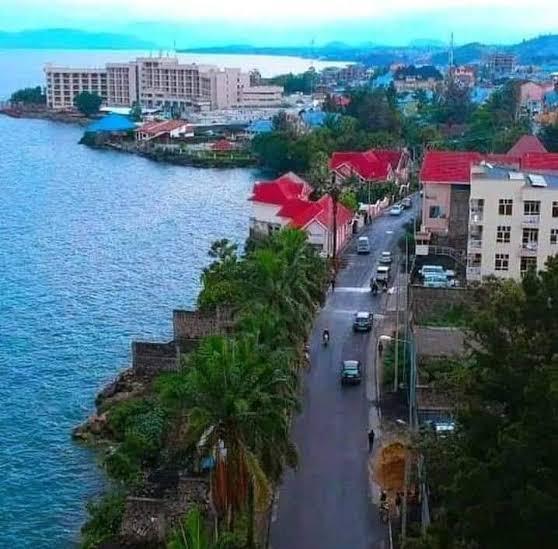 La ville de Goma : la première destination touristique de la RDC 2