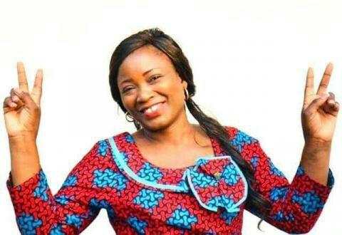 Patricia Nseya candidate à la succession de Jean-Marc Kabund 1
