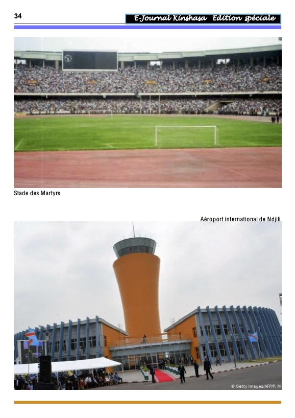 Kinshasa de 1960 à nos jours 19