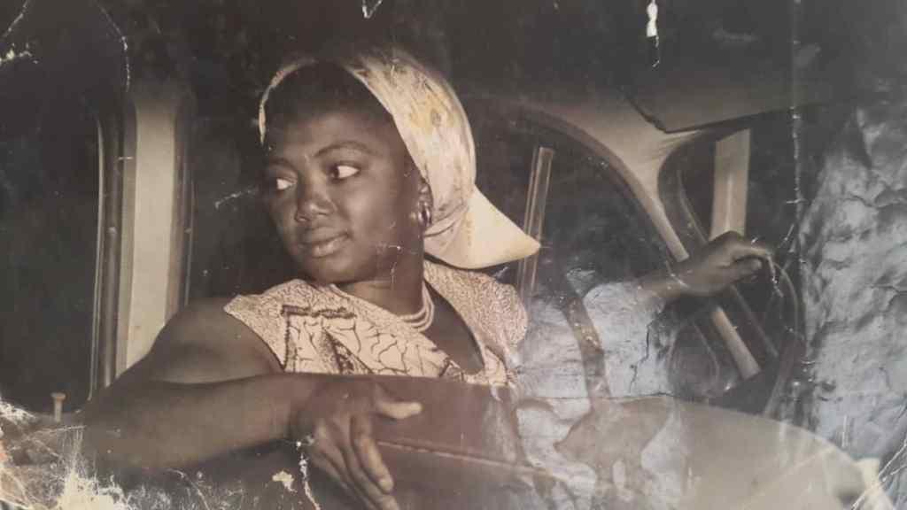 Victorine Ndjoli, première congolaise conductrice de véhicule en 1955 3