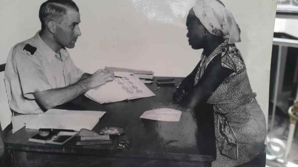 Victorine Ndjoli, première congolaise conductrice de véhicule en 1955 5