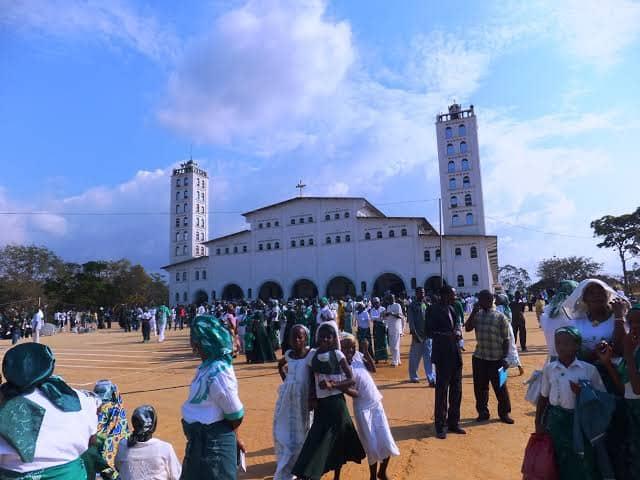 La Cité sainte de Nkamba : Nouvelle Jérusalem 2