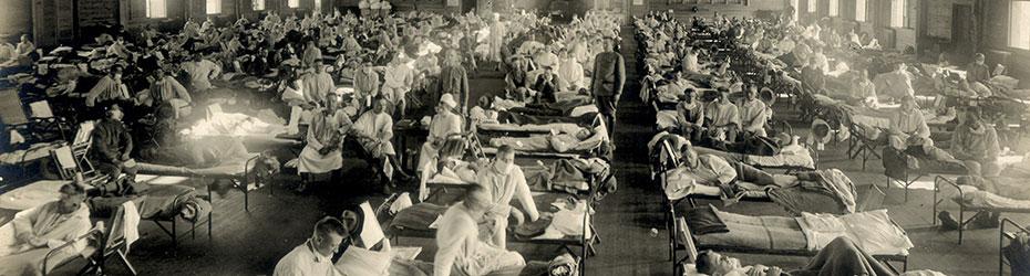 La grippe espagnole de 1918 suscitait-elle la même peur que le CoronaVirus ? 1