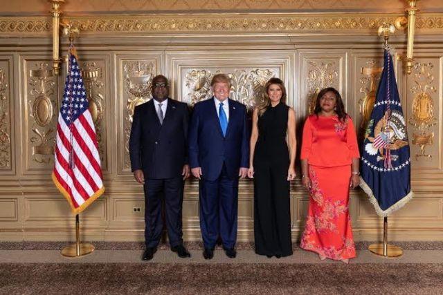 La RDC veut de nouveau être partenaire commercial privilégié des USA. 1