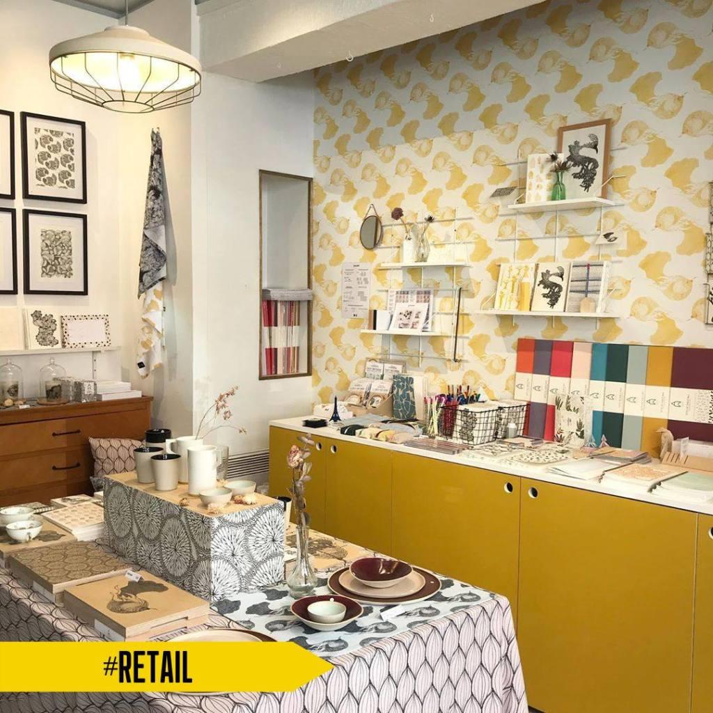 Fifi Kikangala et Omoy Interior Design à la Paris Design Week 9