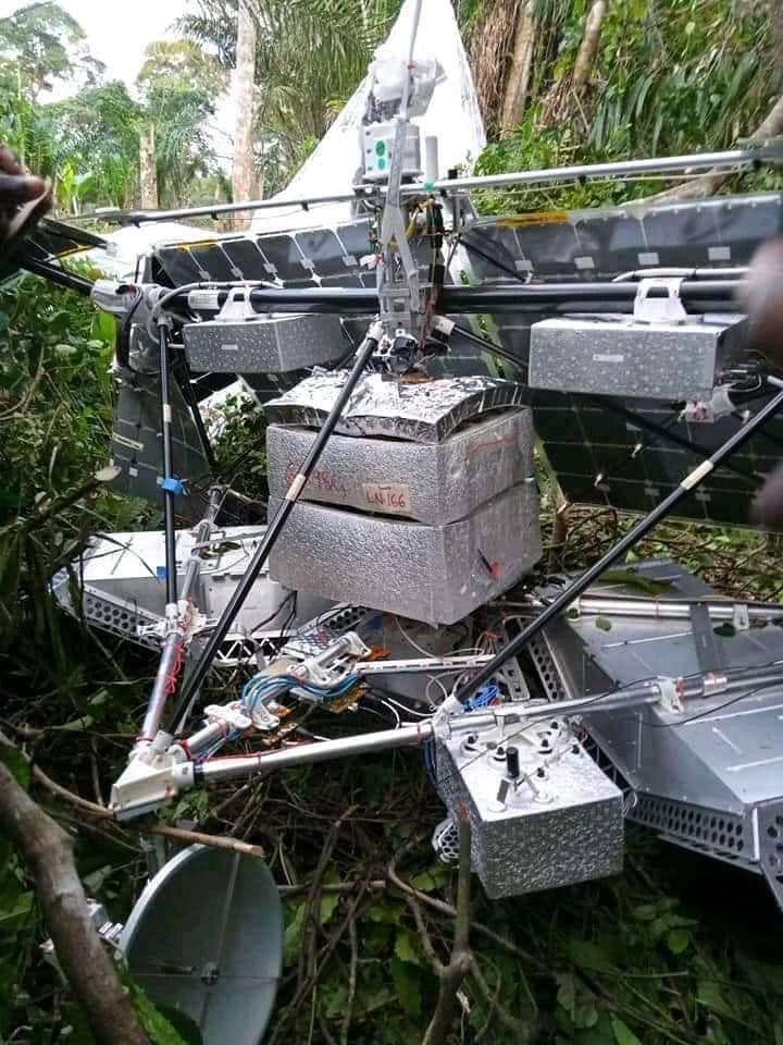 Espionnage Rwandais, satellite Russe? 4