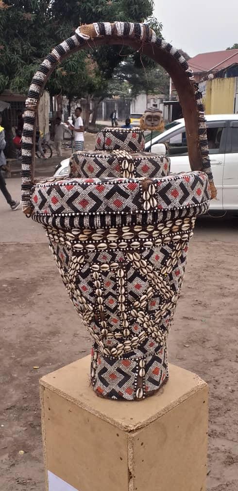 "Exposition ""Lokumu Ya Congo"", les arts ethniques 2"