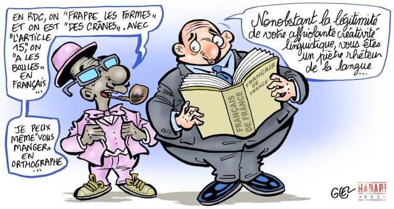 #50AnsFrancophonie : le français, ce trait qui unit nos communautés congolaises 1