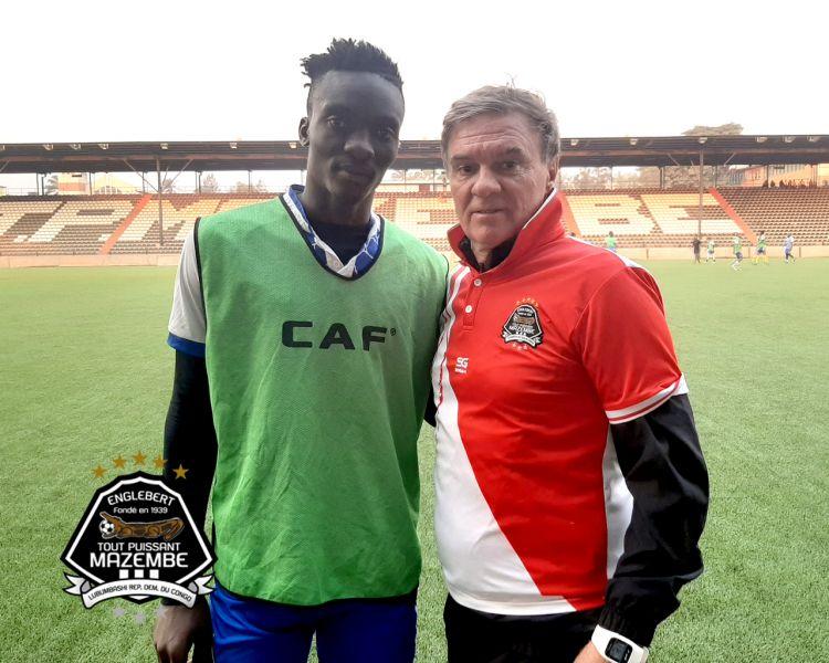 Mazembe réalise le gros coup : Magloire Kalonji en contrat pour 5 ans 1