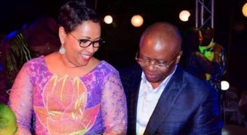 Yvette Kimbuta, épouse d'André Kimbuta, sous mandat d'arrêt provisoire à Makala 1