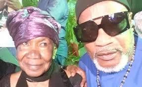 Maman Amy, mère de Koffi Olomidé, ferme à jamais les yeux sur les laideurs de ce bas-monde 1