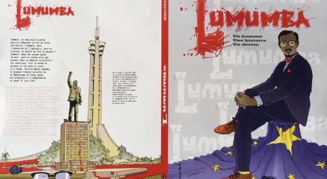 Une BD inédite sur la (courte) vie d'Isaïe Tasumbu Tawosa devenu Lumumba 1