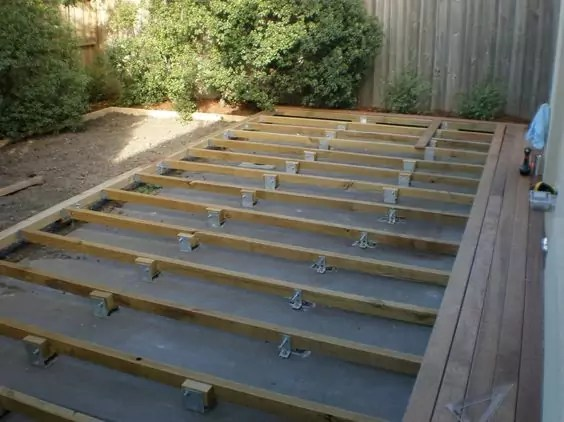 How Build Raised Garden Deck