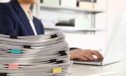 EAA-BC01 : Titre Employé Administratif et d'Accueil – BLOC 1 Réaliser les travaux administratifs courant d'une structure