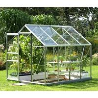 serre de jardin venus 5000 aluminium