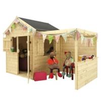 Maisonnette Enfant Alpaga Avec Pergola Maison Et Loisirs