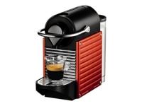 Krups Nespresso Pixie Rouge Yy4126fd Au Meilleur Prix E Leclerc
