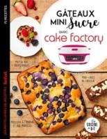 gateaux mini sucre avec cake factory