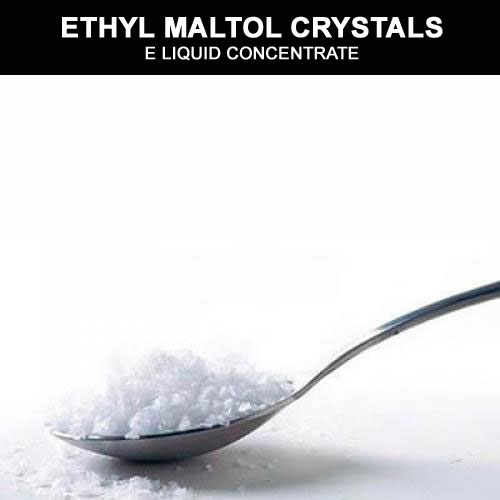 Ethyl Maltol Crystals | E Liquid Concentrates | South Africa