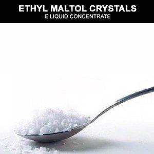 Ethyl Maltol Crystals | E Liquid Concentrates | South Africa