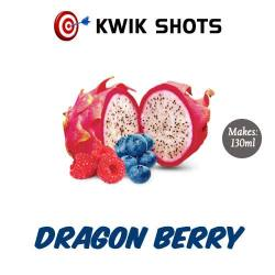 Kwik Shots - Dragon-Berry- One shot Flavour Concentrates | South Africa