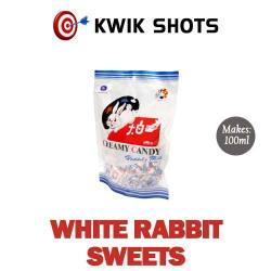 Kwik Shots - White-Rabbit-Sweets- One shot Flavour Concentrates | South Africa