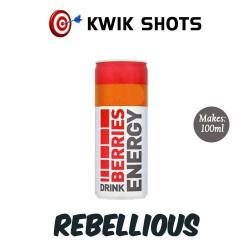 Kwik Shots - Rebellious- One shot Flavour Concentrates | South Africa