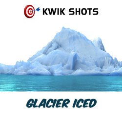 Kwik Shots - Glacier Iced- One shot Flavour Concentrates   South Africa