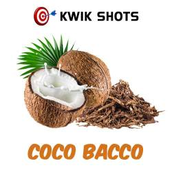 Kwik Shots - Coco-Bacco- One shot Flavour Concentrates | South Africa