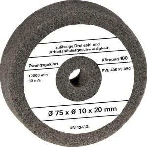 Πέτρα Λείανσης Einhell Κ400 Ø 75 x Ø 10 x 20 mm για TH-XG 75