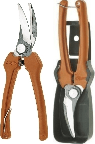 Bacho P123-19 Ψαλίδι Κλαδέματος ByPass 19cm