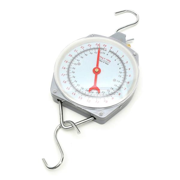 ZPOWER Αναλογικό Καντάρι /Ζυγαριά Κρεμαστή με γάντζους 100Kgr