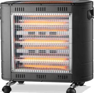 SPOTLIGHT 2001 ΣΟΜΠΑ ΧΑΛΑΖΙΑ Quartz Heaters