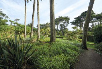 Jardin Georges-Delaselle, ouvert sur le monde