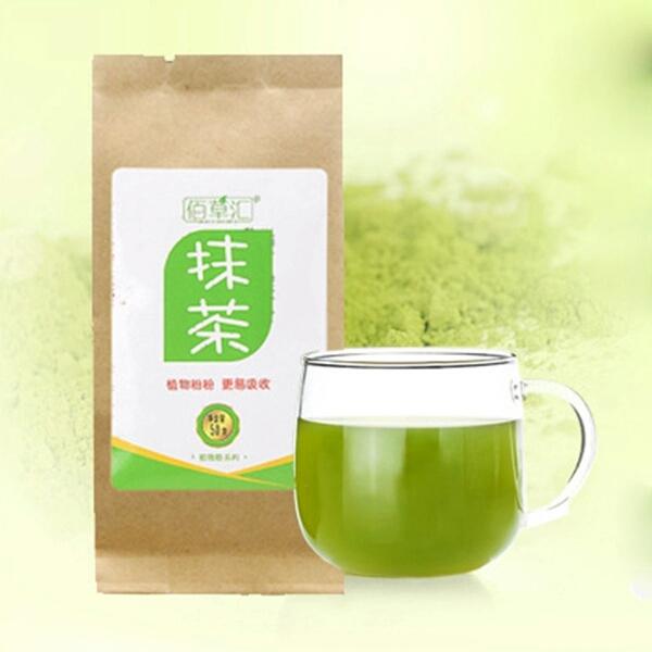 NATURAL ORGANIC HIGH QUALITY – Τσάι Μάτσα – Macha Tea 50 gr