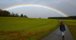 What Does it Mean to See a Rainbow?