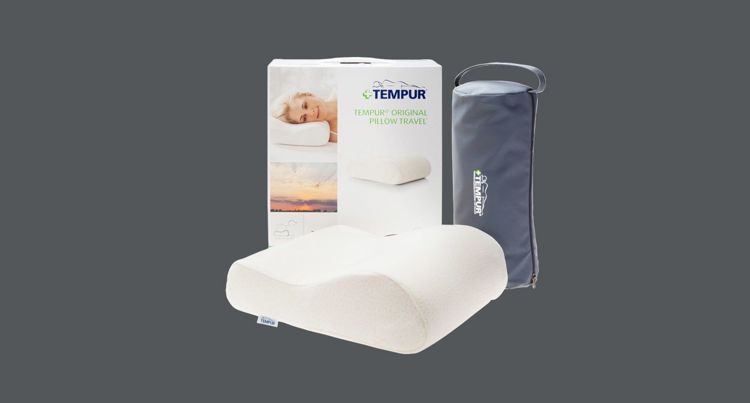 tempur original travel pillow