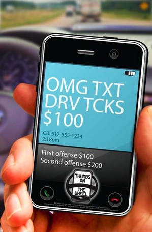 Michigan Teen drivers cell phone law